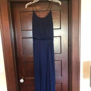 Flattering slip dress